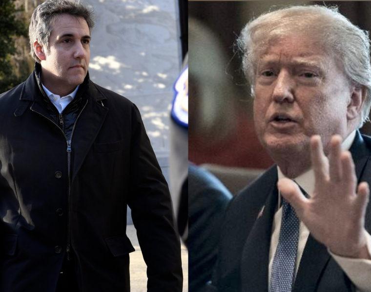 CALIENTE: Michael Cohen Entrega a Fiscales de Nueva York Más Evidencia Incriminatoria Sobre los Trump