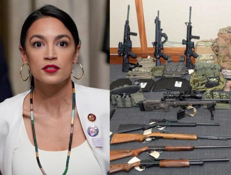 Desmantela el FBI un Complot Supremacista Blanco Para Asesinar a Ocasio-Cortez y Otros Prominentes Demócratas