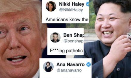 Trump Provocó la Ira de los Republicanos y de Toda la Nación Vendiendo a un Americano Inocente a Kim Jong-un