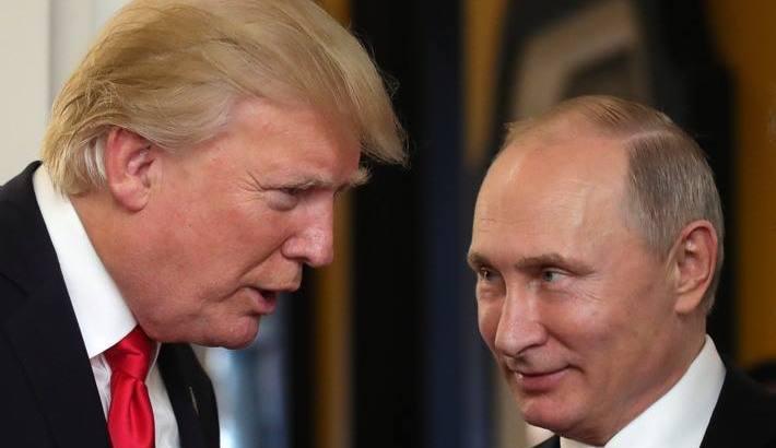 Los Líderes Europeos lo Ven Muy Claro: Trump Está Promoviendo Descaradamente los Intereses de Putin