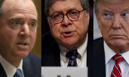 Presidente del Comité de Inteligencia Amenaza al Departamento de Justicia: ¡No Ocultarán el Informe Mueller!