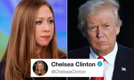 Sí Hay Una Agresiva Guerra de Trump Contra las Mujeres del Mundo. Y Chelsea Clinton lo Acaba de Confirmar