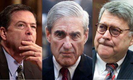 James Comey Responde Enigmáticamente al Resumen del Reporte Mueller Entregado por William Barr