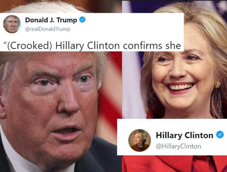 De Nuevo la Bestia Ataca a Hillary Clinton y Twitter se Divierte Con la Simple Respuesta de Ella