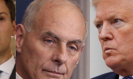 """Otro """"Bombazo"""" Para la Casa Blanca: Este Involucra a Kelly, al Abogado MaGahn, a Trump y su Yernito"""