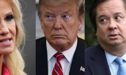 """La """"Brujasistente"""" Decidió ir Contra su Propio Esposo Para defender a Trump… y Sus Privilegios"""