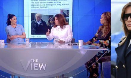 Como Todos los Trump, Melania Tampoco Acepta Bromas y Declara la Guerra a Programa de TV