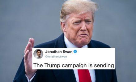 Trump Acaba de Demandar a los Medios Que Prohiban a Sus Oponentes Políticos