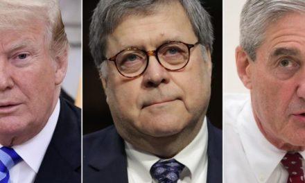 El procurador General Envió al Congreso Carta Urgente Informando Que la Investigación de Mueller Concluyó