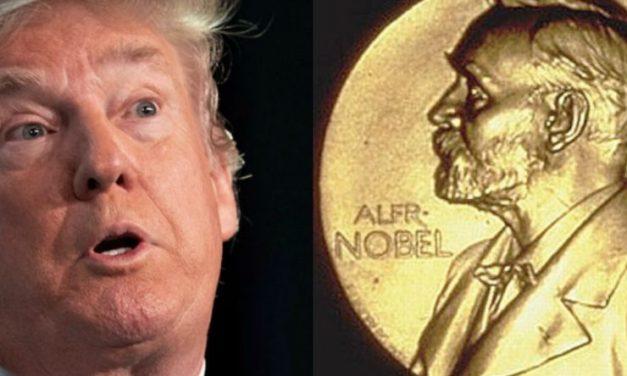 FALSIFICADA: Así Calificó el Comité de los Nobel la Nominación de Trump Para Ese Honroso Premio