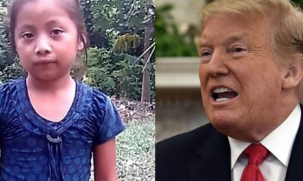 Esa Niña Murió Estando en Custodia de ICE. Y lo Único Que Puede Hacer Trump es Atacar a su Padre