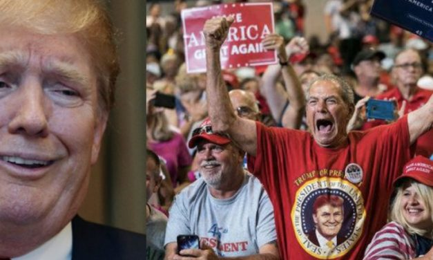 Columnista del Washington Post Expone Cuán Estúpidos Trump Piensa Que Son Sus Partidarios