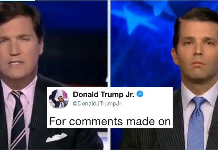 El Comentarista de Fox Justificó a un Violador Infantil. El Hijo del Presidente se Apuró en su Defensa