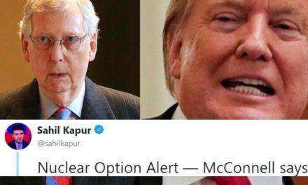 McConnell y los Republicanos Están Tratando de Asegurarse el Poder Incluso si Pierden en el 2020
