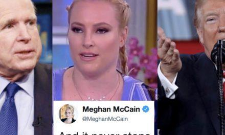 Trump Volvió a Atacar a su Padre y Ella le Ripostó con Tanta Emoción Que Alborotó las Redes