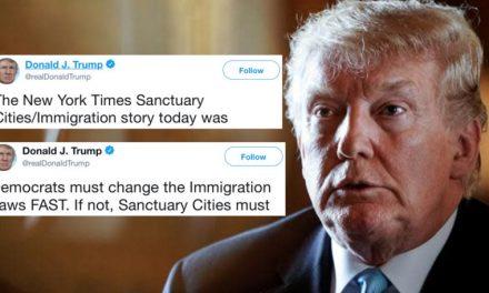 Te Habían Dicho Que Trump Estaba Desquiciado, Pero Ahora Él Mismo se Encargó de Demostrártelo