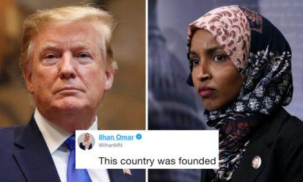 Trump la Ofendió y le Dijo Que se Regresara, Pero América es Mucho Más Grande Que su Presidente Racista