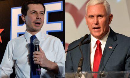 La Bronca Entre el Fanático Vicepresidente y el Alcalde Homosexual se ha Hecho Viral en las Redes