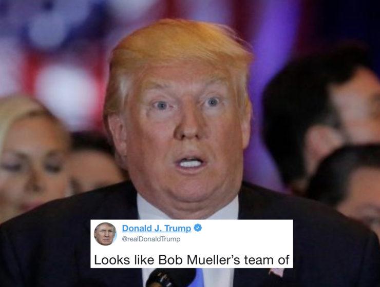 Su Pánico lo Llevó a Atacar de Nuevo al Equipo de Mueller y Cayó en Singular Contradicción