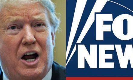 """Mal Están las Cosas si Fox News Dice que """"El Denunciante no Importa. El Presidente Confesó en Televisión"""""""