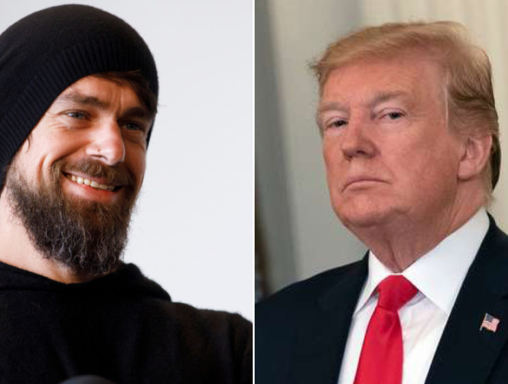 La Demanda Que Trump le Hizo al Presidente de Twitter es Digna de un Demente o un Paranóico