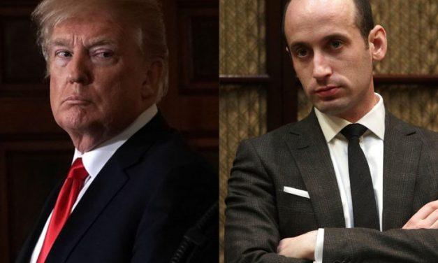 El ex Asesor Supremacista Quiso Complacer al Dios Naranja, Pero Esta Vez sí les Salió Muy Mal