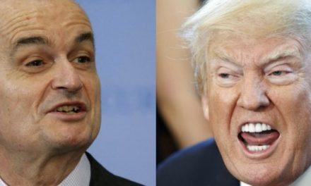 Nunca un Embajador Había Dicho Tal Cosa de un Presidente Estadounidense. El Francés lo Hizo