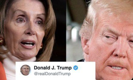 Resulta Que en Vez de a Trump, Tenemos Que Destituir a Pelosi Por Traición. ¡Vaya Descaro!