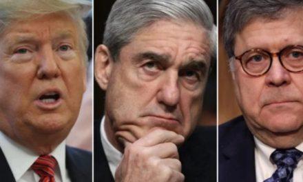"""Acaban de Revelar Carta Confidencial de Mueller al Fiscal General Barr Días Después de su Vil """"Resumen"""""""