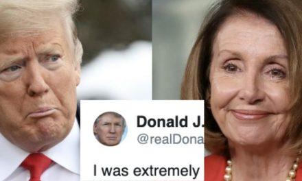 Como las Viejas Plañideras, Trump Llora Lágrimas y Miserias Porque no Puede Con la Pelosi