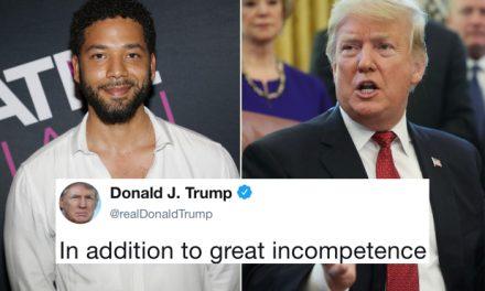 Según Trump Acusar a Sus Seguidores de Racistas es un Crimen. Menuda Desverguenza