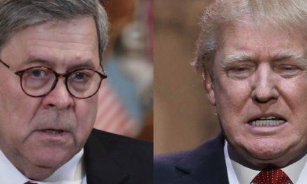 Los Expertos en Inteligencia Están Asqueados de su Máximo Jefe: el Fiscal General Barr