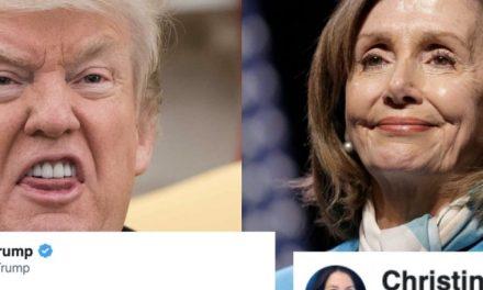 Trump Atacó a Pelosi Esta Mañana y Ella ni se Dignó a Responder, Pero su Hija sí lo Hizo. Y Muy Bien