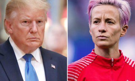 Cuando a Un Presidente le Faltan Dignidad y Decoro a Una Gran Deportista le Sobran Ambas Cosas