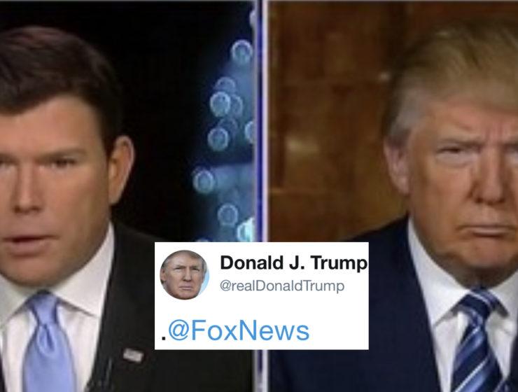 """Trump se le Va Encima a Fox News Por Publicar """"Noticias Falsas"""" Sobre sus Posibilidades de Reelección"""
