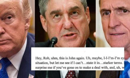 Liberado Correo de Voz Entre el Abogado de Trump y el de Flynn Con Serias Implicaciones Para el Presidente