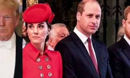 La Familia Real Británica Golpea a Trump en su Talón de Aquiles Durante su Visita al Reino Unido