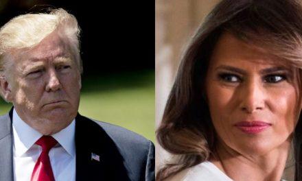 Acusan a Trump de Engañar a Melania ya Estando en la Presidencia. ¿Otra Monica Lewinsky?