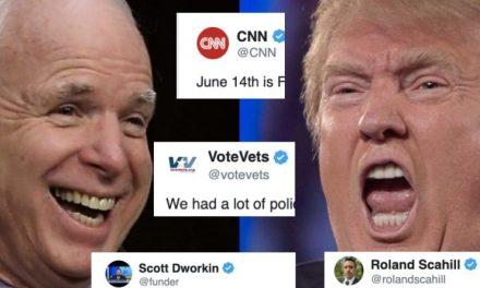 Impresionante y Original la Forma en Que Twitter Celebró el Cumpleaños de Trump Ayer