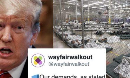 Se Rebelan los Trabajadores Que Hacen las Camas Para los Campos de Concentración de Trump