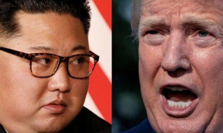 """Atenta Melania: Dice Donald: """"El Coreano no Quiere Echar a Perder su Especial Relación Conmigo"""""""