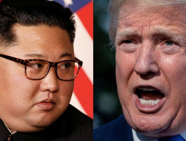 No Fue un Error de Trump. Ahora Ratificó su Posición: Corea Por Encima de su Propia Gente