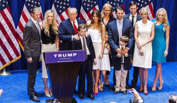 Nuevo Libro Revela Vergonzosos Detalles Sobre la Vida de la Familia Trump
