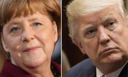 La Poderosa Angela Merkel Defiende a las Cuatro Congresistas y Hace Quedar Muy Mal a Trump