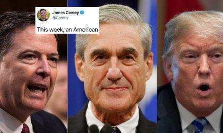Mueller a Punto de Declarar, Comey Busca Aplausos, y Nosotros no Nos Tragamos Todo el Anzuelo