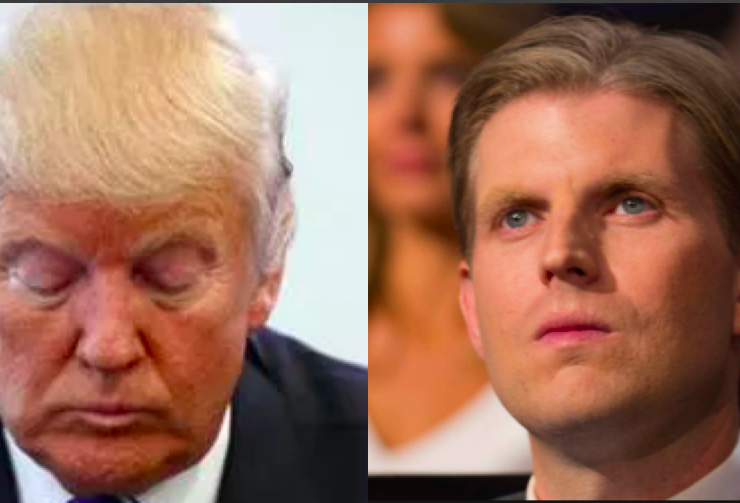 En la Familia Trump Nadie Piensa Mucho, Pero Hay Uno Que Piensa Menos Que los Demás