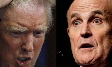 Giuliani Hundido Hasta el Cuello: el FBI Abre Nueva Investigación Sobre Él y Dos Corruptos Ucranianos