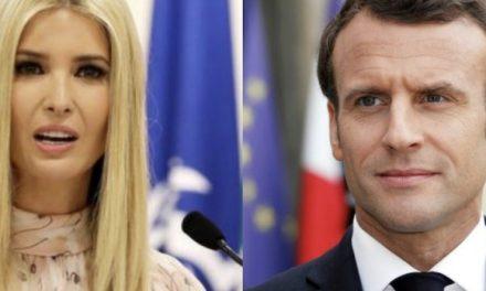 El Gobierno Francés Trató de Echar Humo Sobre el Video de Ivanka, Pero Resultó Aún Peor