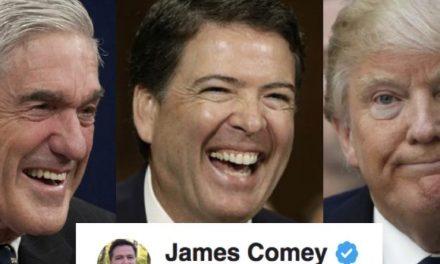 Comey se Burla Épicamente de Trump y Alaba a Mueller, Pero Nosotros Tenemos Ciertas Dudas
