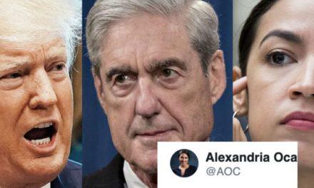 La Esencia de lo Que Mueller Declaró es Suficiente Para Enjuiciar a Trump, Señala Ocasio-Cortéz